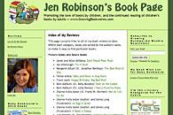 Jen Robinson's Book Page